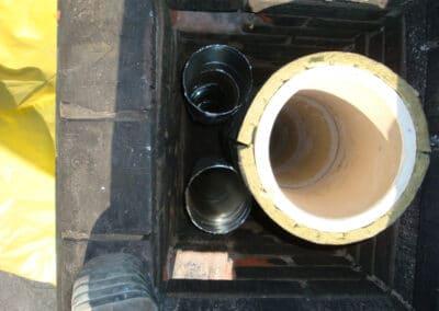 ceramiczny wkład kominowy