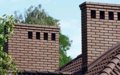 Komin murowany lub wkład kominowy murowany. Zasady budowy