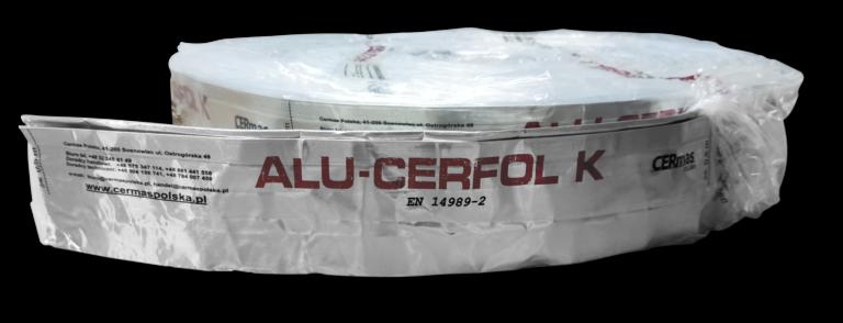 elastyczny wkład kominowy ALUFOL