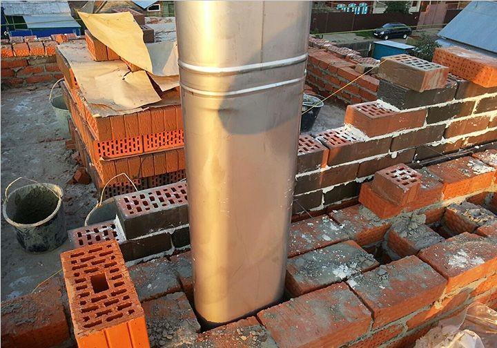 przepisy dla stalowych systemów kominowych